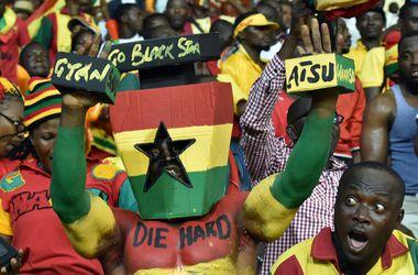 Яркие болельщики полуфинала Кубка Африки