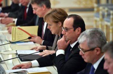 Олланд и Меркель не обсуждали с Порошенко план Путина – АП