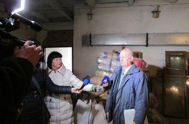 Жителям Донбасса отправили гуманитарную помощь из Прикарпатья