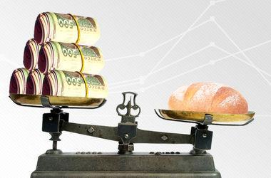 В Украине немного ускорилась инфляция – Госстат