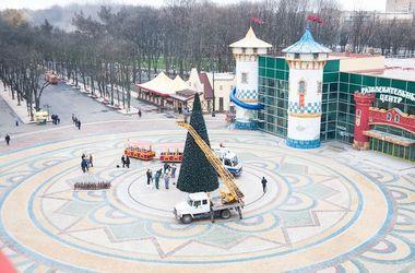Прокуратура заявляет о миллионных хищениях в харьковском парке Горького