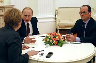 От встречи Путина с Меркель и Олландом зависит судьба мирного плана - Чалый