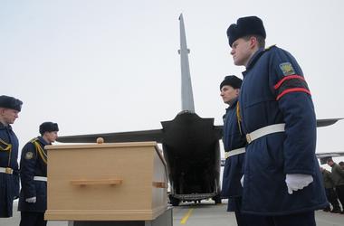 Из Харькова в Нидерланды вылетел самолет с останками жертв авиакатастрофы MH17