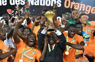 Яркие моменты с финала Кубка Африки Кот-д'Ивуар - Гана и награждение победителей
