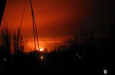 """Ярош пояснил взрыв в Донецке: украинская артиллерия уничтожила """"Грады"""" боевиков (18+)"""