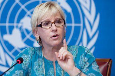 Если мирные переговоры по Украине провалятся, ЕС должен быть готов к новым санкциям против РФ - МИД Швеции