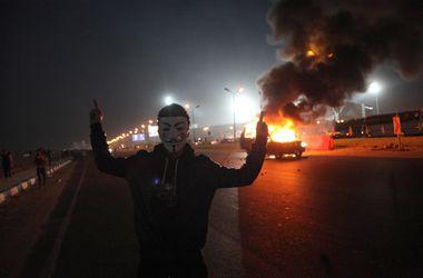 Из-за трагедии на стадионе чемпионат Египта приостановлен на неопределенный срок