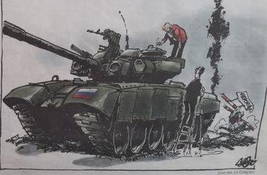 """ИноСМИ об Украине: компромисс или война, чего хочет Путин и мюнхенское """"дежавю"""""""
