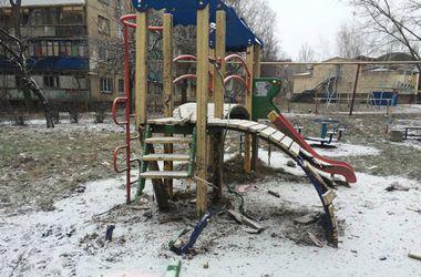 Донецк сейчас: руины, пожары и погибшие мирные жители