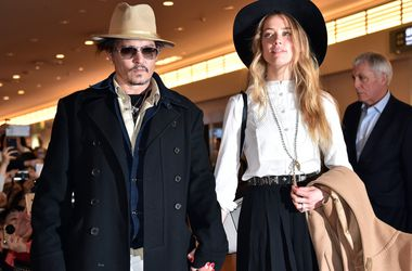 Джонни Депп и Эмбер Херд отпраздновали свадьбу на личном острове актера