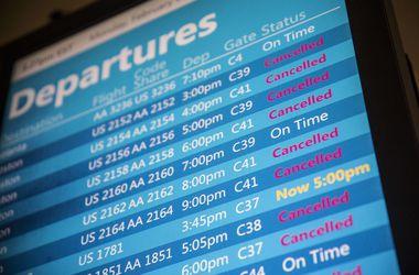 В аэропортах Германии начали забастовку сотрудники безопасности