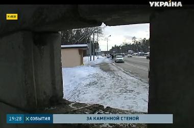 Охрана городов в Украине с каждым днем усиливается