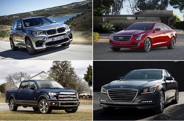 10 самых ожидаемых и современных автоновинок 2015 года
