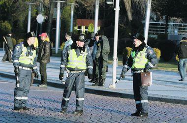 На одно место в столичной патрульной службе претендует 10 человек