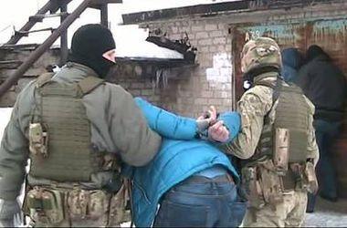 СБУ задержала танкиста, сапера и корректировщика огня