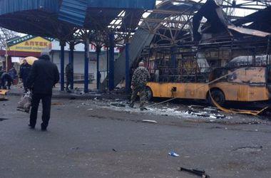 Число погибших при утреннем обстреле Донецка выросло до 6 человек