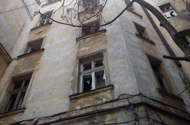 Как выглядит одесский хостел после ночного взрыва