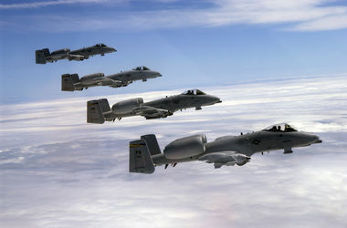 "<p>A-10 ""Thunderbolt II"". Фото: uk.wikipedia.org</p>"