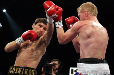 Украинец Плотников поборется за титул интерконтинентального чемпиона
