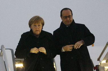 """""""Нормандская четверка"""" уже собралась во дворце для переговоров"""