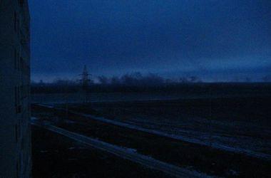 """В Мариуполе слышны мощные взрывы """"Градов"""""""