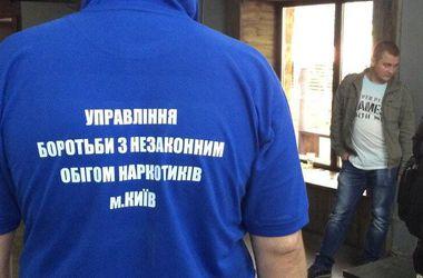 Под Киевом милиция перекрыла канал поставки наркотиков