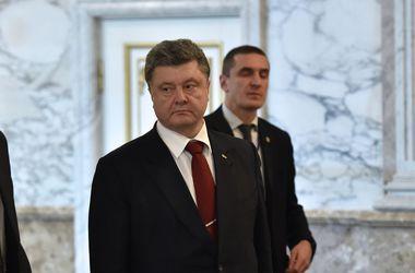 Контактная группа договорилась об отводе вооружений и создании буферной зоны – Порошенко