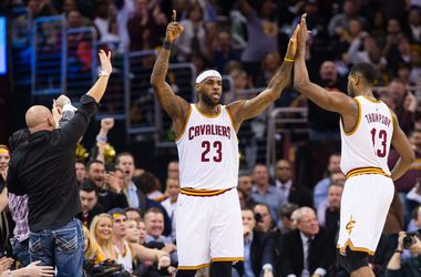 Леброн Джеймс стал вторым форвардом в истории НБА по результативным передачам
