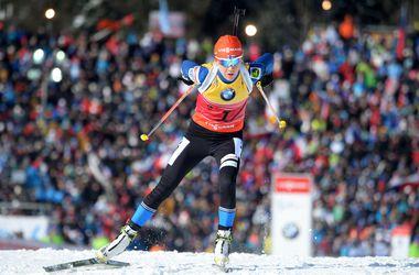 Две украинки вошли в топ-10 первой гонки Кубка мира по биатлону в Холменколлене