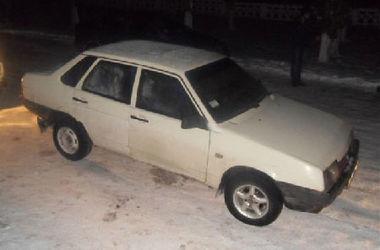 В Сумской области 4-летний мальчик погиб, выехав на санках под колеса авто