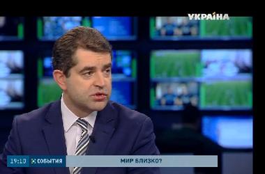 Евгений Перебийнис: Мы надеемся на то, что соглашение Минск-2 будет выполнено