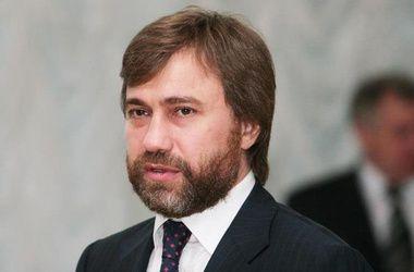 В приемной нардепа Новинского идет обыск
