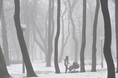 На выходные в Украине ожидаются туманы и теплая погода