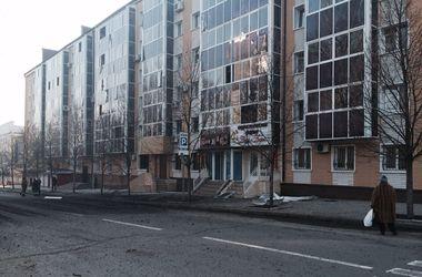 """В центре Донецка, где планировалось появление лидера """"ДНР"""", прогремел мощный взрыв"""