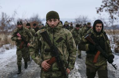 Боевики снова нанесли артудар в районе Артемовска