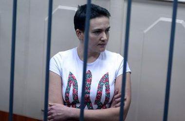 ЕСПЧ попросил Савченко прекратить голодовку