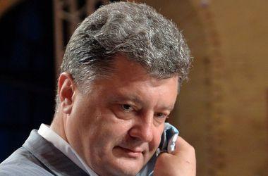 Порошенко обсудил с Кэмероном ситуацию на Донбассе