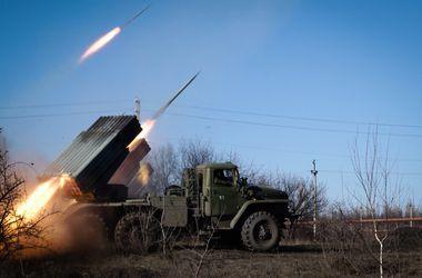 В воскресенье боевики обстреляли позиции украинских военных более 60 раз