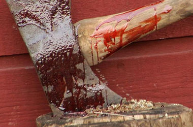 Во Львовской области сын убил мать и отрубил ей руку за то, что избивала его в детстве