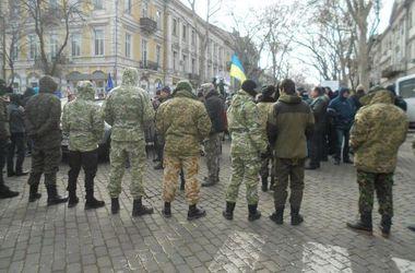 Страсти вокруг задержания лидера одесского Автомайдана: все подробности