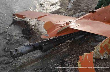 В Азовском море выловили беспилотник