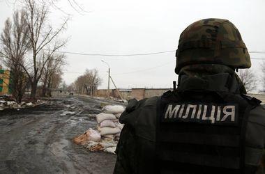 В Дебальцево милиционеры объединились со спецназом