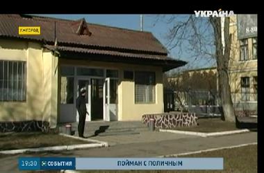 Командир одной из воинских частей в Ужгороде погорел на взятке