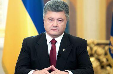 """Порошенко потребовал жесткой реакции мира на """"брутальное нарушение"""" Россией минских соглашений"""