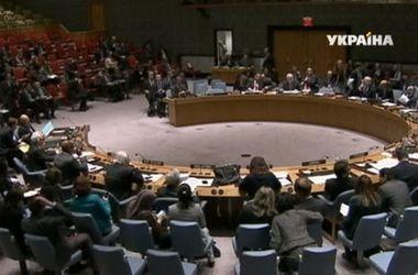 Совбез ООН принял проект резолюции по Украине