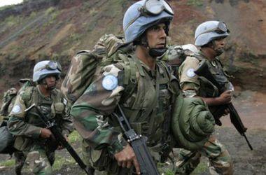 Порошенко предложит СНБО обсудить вопрос приглашения в Украину миротворческой миссии ООН