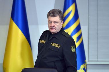"""Проект изменений в закон """"О военном положении"""" уже готов - Порошенко"""