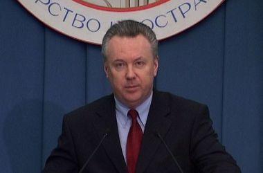 МИД РФ неизвестны детали инициативы Киева о введении на Донбасс миротворцев – Лукашевич