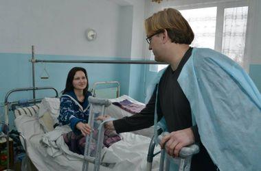 Из больниц Мариуполя выписаны все дети, пострадавшие при обстреле 24 января
