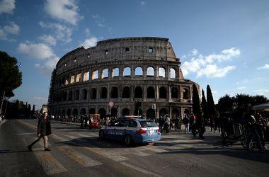 """Полиция Рима арестовала 23 фаната """"Фейенорда"""""""